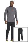 Under Armour HG Flyweight Run Pant Schwarz