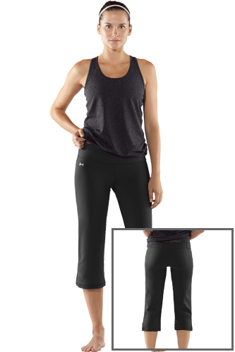 Under Armour PERFECT CAPRI black