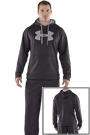 Under Armour Storm AF Big Logo Hoody anthrazit
