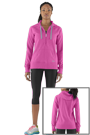 Under Armour Storm Cotton Slub Hoody pink