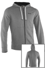 Under Armour Storm Hoody FZ lightgrey