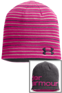 Under Armour WOMENSSWITCH IT UP BEANIE pink