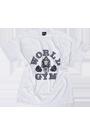 World Gym Classic T-Shirt ash-grey