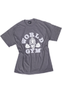 World Gym Classic T-Shirt charcoal-grey