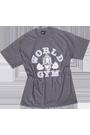 World Gym Classic T-Shirt charcoal-grey