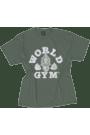 World Gym Classic T-Shirt army green