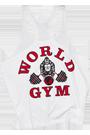 World Gym Classic Stringer Tank Top white