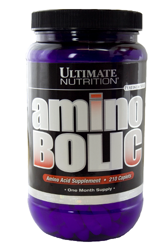 Ultimate Nutrition Aminobolic - 210 Caps
