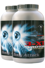 Body Attack 3-XT Protein - 900 g - 2 Dosen