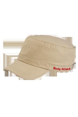 Body Attack Army Cap beige