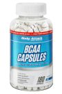 Body Attack BCAA Capsules - 180 Caps