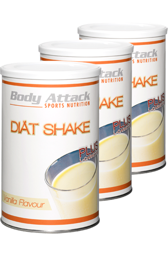 body attack diät shake