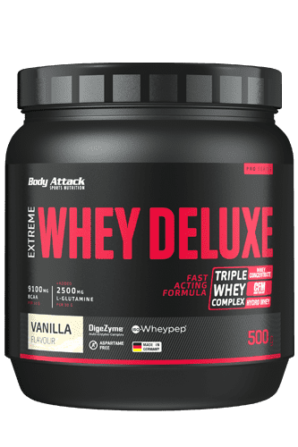 Body Attack Extreme Whey Deluxe 500g