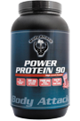 Body Attack Power Protein 90 - 1kg Restposten