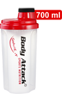 Body Attack Protein Shaker neu