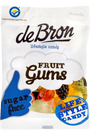 de Bron Low Carb Fruit Gums 100g