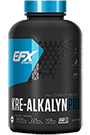 EFX Kre-Alkalyn  PRO - 120 Super-Caps