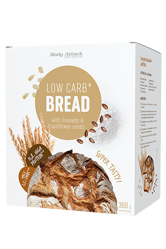 JaBuVit Protein Low Carb Bread - 353g