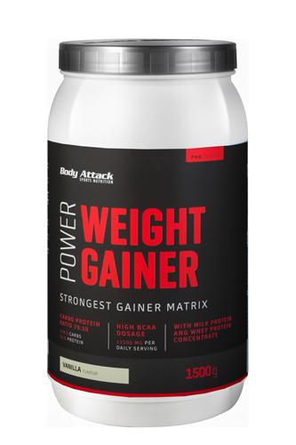 Power Weight Gainer - 1,5kg