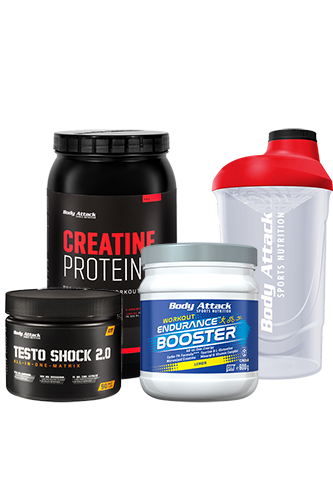 Body Attack PROFESSIONAL STACK