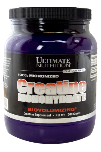 Ultimate Nutrition Creatine - 1000g