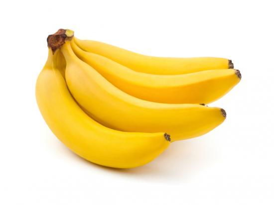 Bananen gelten als typische Ausdauernahrung (Quelle: Shutterstock/Tatiana Popova)