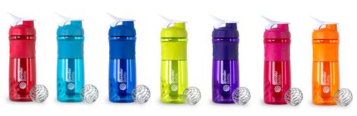 BlenderBottle Sportmixer Farben
