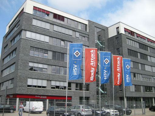 Body Attack Hauptsitz Hamburg