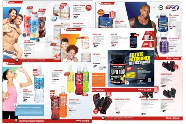 Body Attack Katalog 2014