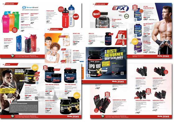 Body Attack Katalog 2015