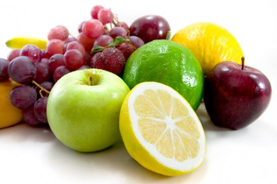 Fruit (source: Shutterstock)