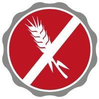 Symbol für glutenfreie Produkte