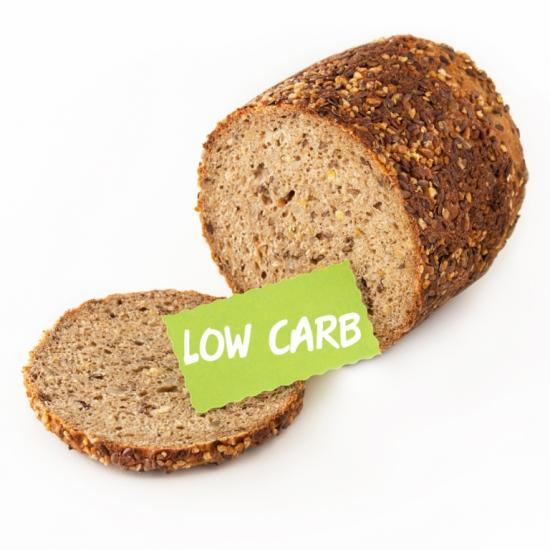 Low-Carb-Brot (Quelle: Shutterstock/PhotoSGH)