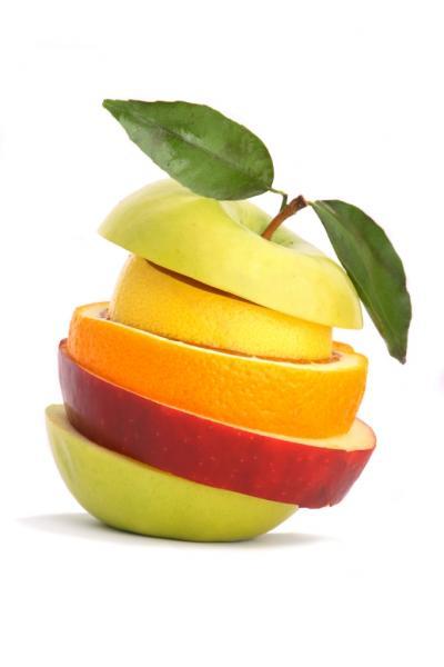 Verschiedene Obstsorten liefern Mineralstoffe und Vitamine (Quelle: Shutterstock/Denis Vrublevski)