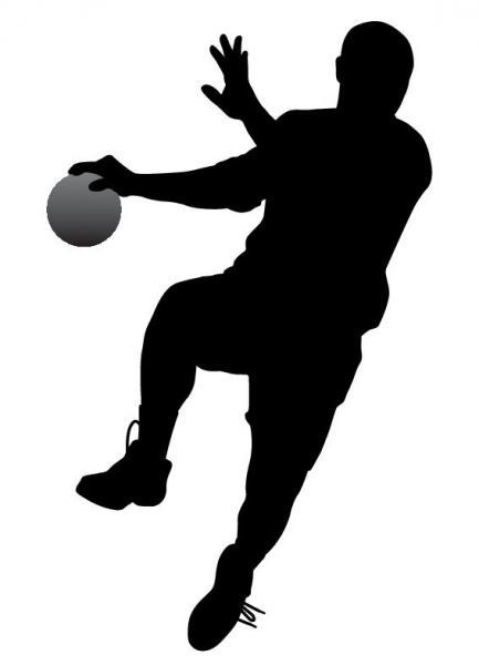Handballer (Quelle: Shutterstock/Edvard Molnar)