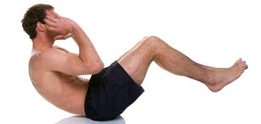 Sixpack Training - Garant für den flachen Bauch