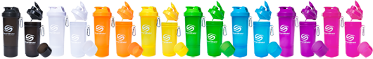 SmartShake Slim Farben