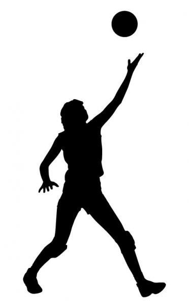Volleyballerin (Quelle: Shutterstock/Edvard Molnar)