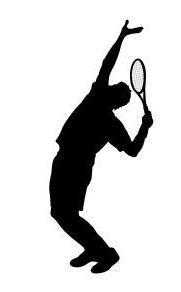 Tennisspieler (Quelle: Shutterstock/Nebojsa Kontic)