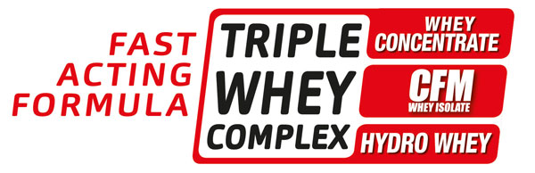 Triple Whey Complex