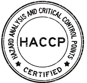 Optimum Nutrition HACCP Konzept
