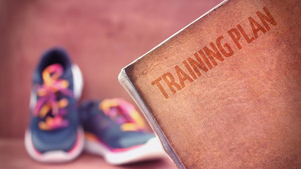 In fünf Schritten zum Trainingsplan