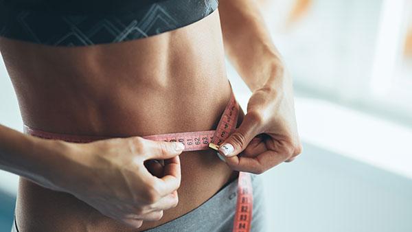 Diät, um hohen Magen zu verlieren