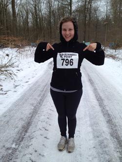 Lisa läuft Marathon