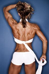 Atraktiv trotz Bodybuilding?