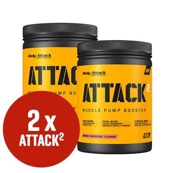 ATTACK2 im Doppelpack