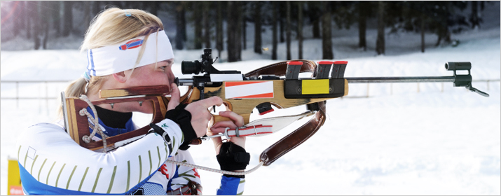 Wissenswertes zum Biathlon