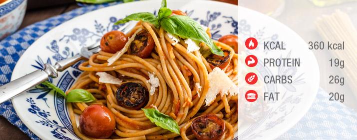 Spaghetti-Marinara Rezept