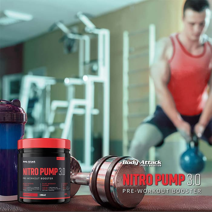 Nitro Pump 3.0 Lifestyle