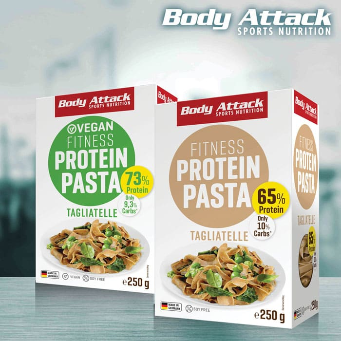 Body Attack Fitness Protein Pasta